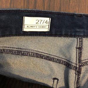 GAP Jeans - Gap 1969 jeans always skinny size 4 R